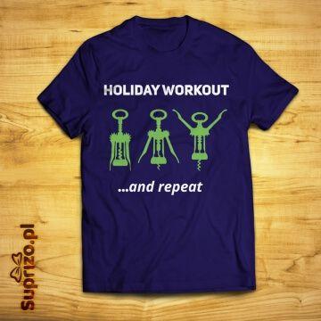 Koszulka dla miłośników świątecznych aktywności alkoholowych