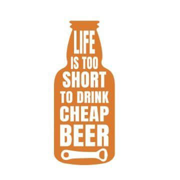 Koszulka dla piwosza z wyjątkowym nadrukiem