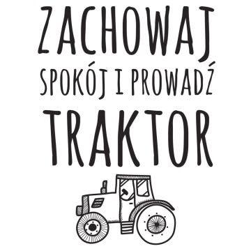 Kubek dla traktorzysty (kierowcy traktora)